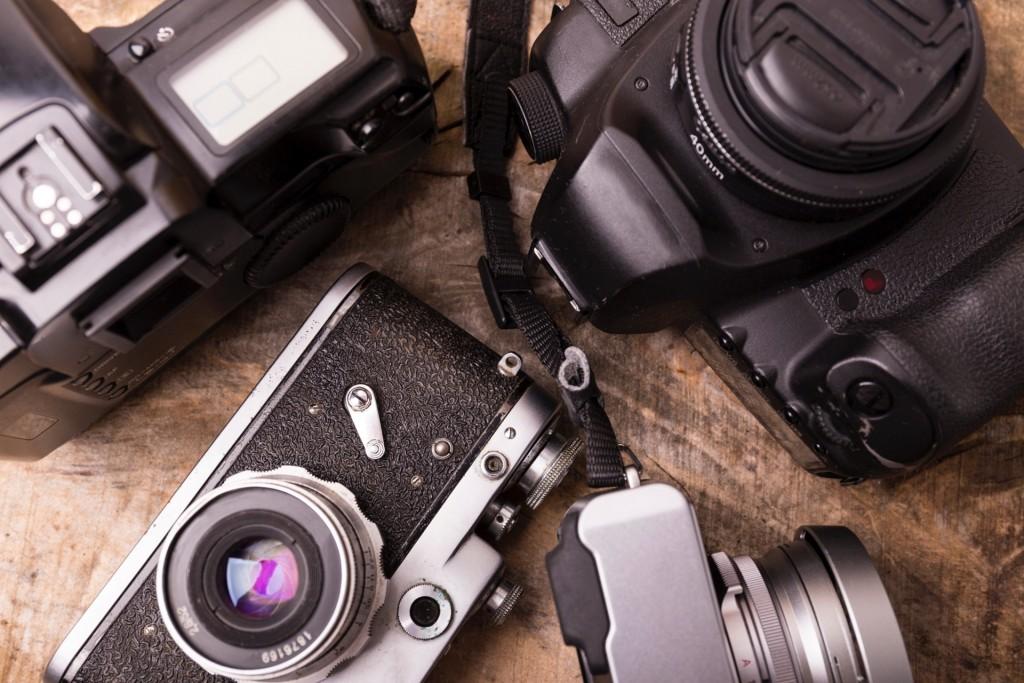 中古カメラ、高額買取をするポイントは?