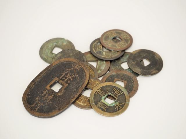 古銭や記念コインを売るならどこがいい?おすすめのお店教えます